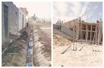 محافظ الأقصر: تطوير 34 قرية وتوفير الخدمات.. والأهالي يشكرون الرئيس السيسي