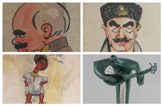 جاليري «بيكاسو أيست» يفتتح معرض استشراف لرواد الفن التشكيلي والفنانين المعاصرين.. الأحد |صور
