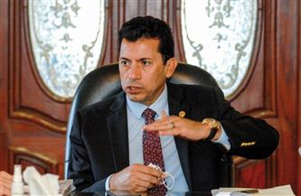 وزير الشباب ينعى وفاة رئيس نادي الصيد الأسبق حسين صبور