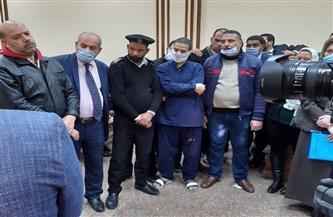 """ننشر صور سفاح الجيزة قبل إحالته للمفتي في اتهامه بقتل """"نادين"""""""