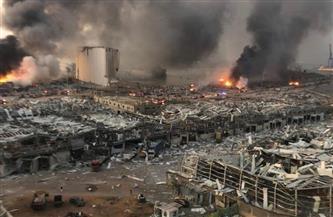 نواب حزب القوات اللبنانية يسلمون مسئولة أممية طلبا بإجراء تحقيق دولي في انفجار الميناء
