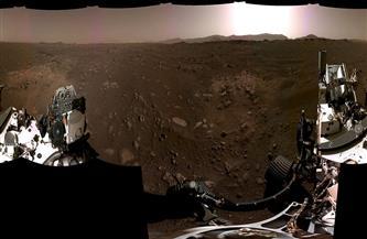 """«ناسا» تنشر أول فيديو لهبوط المسبار """"برسفيرنس"""" على المريخ"""