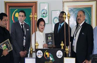 """المركز الثقافي النيجري يثمن دور """"مؤسسة المرأة الإفريقية"""" بمشروع """"إيجي أفريكا""""   صور"""