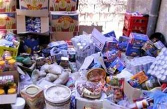 ضبط 1226 قضية تموينية.. ضمت 55 طن سلع غذائية وأسمدة وأعلافا مغشوشة