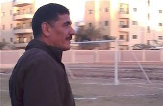 مهند إبراهيم يقود هجوم أشمون أمام المقاصة فى كأس مصر