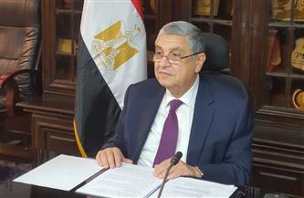 وزير الكهرباء يلتقي وزيري الخارجية والطاقة والمياه بغانا لبحث سبل تعزيز التعاون