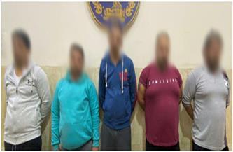 القبض على المتهمين باختطاف صاحب محل وإجباره على توقيع إيصالات أمانة