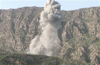 طائرات تركية تقصف إقليم كردستان العراق