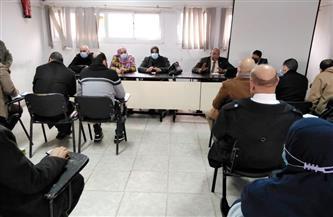 صحة كفر الشيخ تعقد اجتماعا للتحضير للحملة القومية للتطعيم ضد شلل الأطفال | صور