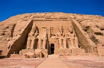 السياحة والآثار تنظم جولة افتراضية لمعبد رمسيس الثاني بأبو سمبل