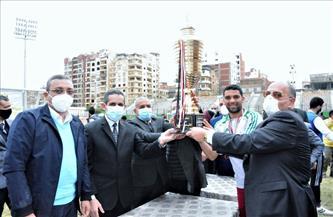 محافظ الغربية يشهد ختام دوري مراكز الشباب في نسخته الثامنة | صور