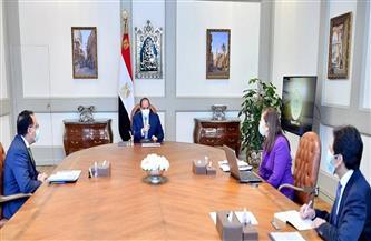 الرئيس السيسي يوجه بتطوير برامج بناء القدرات للعاملين بالجهاز الإداري للدولة