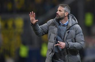 مدرب مونشنجلادباخ: ليس لدينا ما نخسره أمام مانشستر سيتي