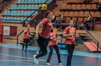 الأهلي والشمس والزمالك إلى نصف نهائي كأس مصر لكرة اليد للسيدات