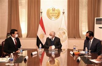 طارق شوقي يبحث مع سفير كوريا الجنوبية بالقاهرة أوجه التعاون في مجال تطوير التعليم| صور