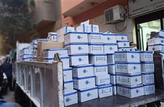 التحفظ على أدوية طبية ومستلزمات داخل مخزنين غير مرخصين في أسيوط| صور