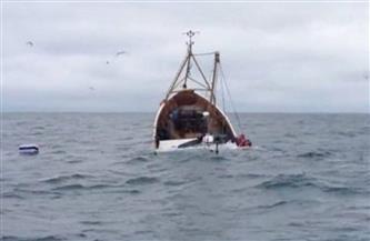 مركب غير مرخص.. تفاصيل حادث غرق مركب بحيرة مريوط | فيديو