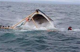 مأساة «حمودة».. فقد زوجته وبناته الثلاث فى حادث غرق مركب مريوط| فيديو