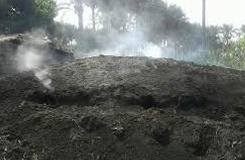حظر تشغيل مكامير الفحم والفواخير بالجيزة