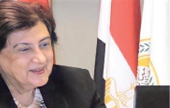 """مديرة منظمة المرأة العربية لـ""""الأهرام"""": نلمس انحيازا حكوميا لقضايانا.. والمشكلة فى """"أذهان الناس"""""""