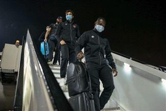 بعثة الأهلي تصل مطار القاهرة قادمة من تنزانيا بعد الخسارة من سيمبا