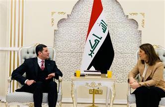 تنفيذ برنامج مُكثف لتدريب عدد من الكوادر العراقية على الخدمات التي تقدمها هيئة الاستثمار | صور