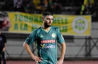 شبيبة القبائل يعلن غياب لاعبه بن شعيرة عن الفريق لمدة أسبوع
