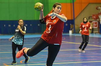 ليلى هيثم: الروح العالية لسيدات يد الأهلي وراء الفوز بجميع المباريات