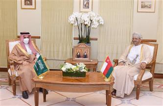 مشاورات عُمانية سعودية بمسقط لتعزيز التعاون الثنائي والأمن الإقليمي | صور