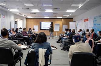 ورشة عمل حول منهجية البحث العلمي لمتدربي البرنامج الرئاسي لتأهيل التنفيذين | صور