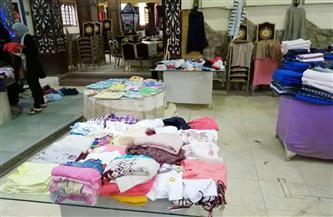 توزيع ملابس على 300 أسرة أولى بالرعاية في سنباط بالغربية ضمن حياة كريمة