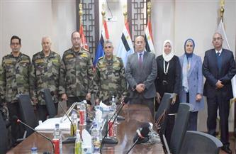 القوات المسلحة توقع مذكرة تفاهم مع كليات طب الأسنان بجامعة الأزهر