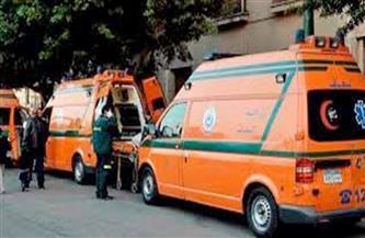 إصابة طفل بكسر بعد سقوطه من الدور الرابع ببورسعيد
