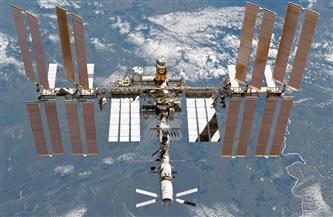 مجهر خاص للعثور على تسريب محير بمحطة الفضاء الدولية