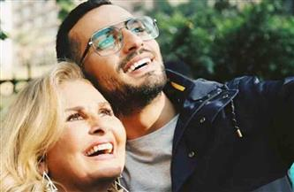 يسرا ومحمد الشرنوبي ضيفا أمير كرارة في «سهرانين» | فيديو