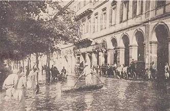 استمرت 9 أيام.. كيف رصدت «الأهرام» أمطار وطقس القرن الـ 19؟ | صور