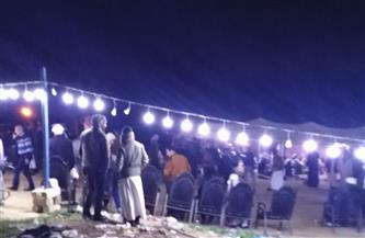 تشييع جنازة 5 أطفال من ضحايا مركب الإسكندرية الغارق | صور