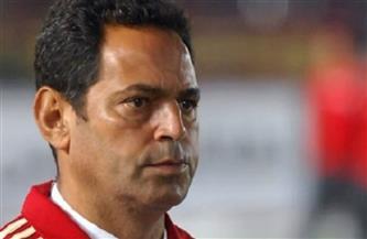 محمود سعد يكشف كواليس إقالته من منصب المدير الفني لاتحاد الكرة