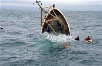 انتشال باقى جثامين ضحايا مركب الصيد الغارقة بمياه بحيرة مريوط بالإسكندرية