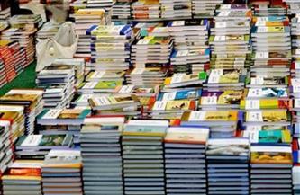 ضبط 9600 كتاب معد للتصدير بدون تفويض لأصحاب الحقوق بحوزة مالك مخزن بالقاهرة