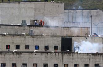أعمال عنف جديدة في سجن بالإكوادور بعد تمرد أودى بحياة 79 شخصا