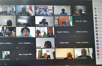 نائب الإسكان لشئون البنية الأساسية يُشارك في الاجتماع الـ12 للجمعية العمومية لمجلس وزراء المياه الأفارقة