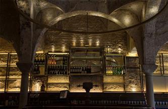 كنز أثري من القرن الثاني عشر داخل حانة في إشبيلية