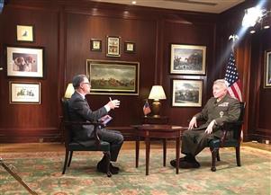 الليلة.. شريف عامر يحاور قائد القيادة المركزية الأمريكية الجنرال كينيث ماكينزي