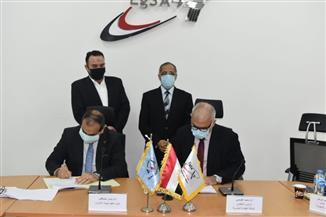 """""""التعليم العالي"""": بروتوكول تعاون بين معهد بحوث البترول ووكالة الفضاء المصرية"""