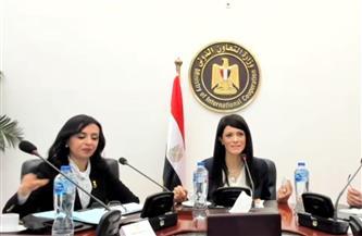 مايا مرسي: القيادة السياسية مهتمة بالتمكين الاقتصادي للمرأة