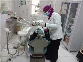 فحص وعلاج 1631 مواطنا في قافلة طبية بمركز مغاغة بالمنيا