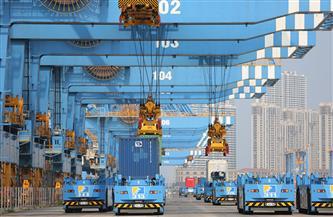 حجم التجارة الخارجية الصينية تصل مستويات قياسية في سنة 2020 بالرغم من كوفيد-19