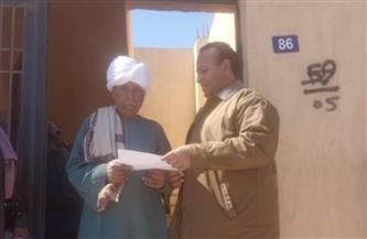 نقل 102 أسرة إلى مساكن بديل العشوائيات برأس غارب | صور