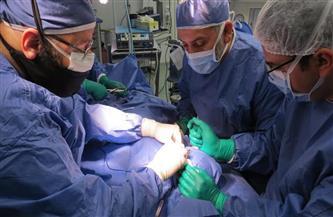 نجاح أول عملية زراعة قوقعة بمستشفى السلام بورسعيد